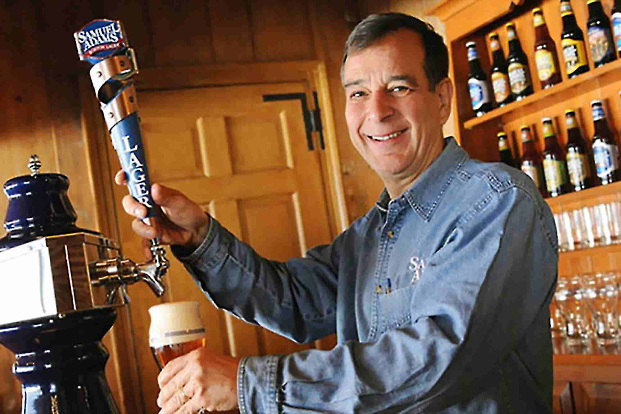 What Craft Beer Can Teach You About Business Growth: Best Advice from Jim Koch of Sam Adams