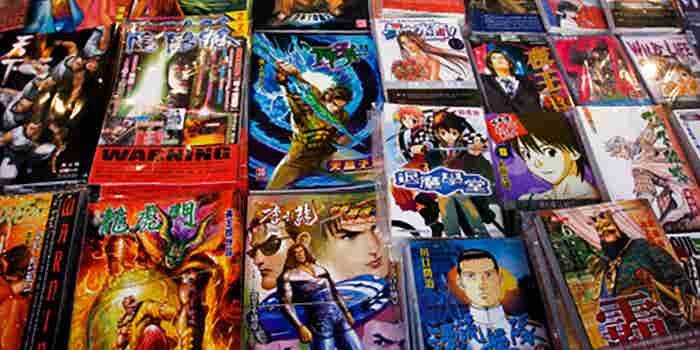 Tienda de manga (cómic japonés)