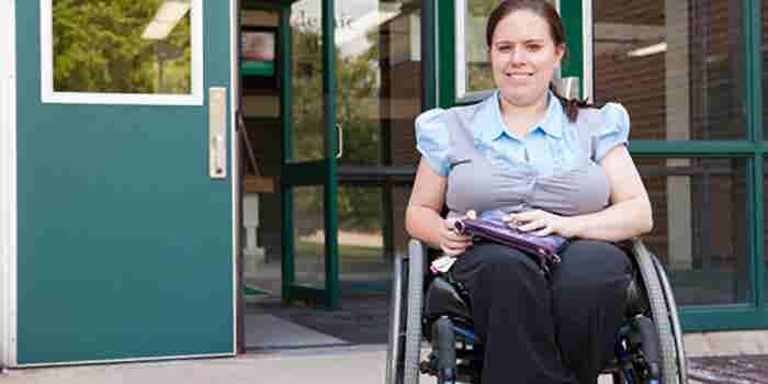 Tienda para discapacitados