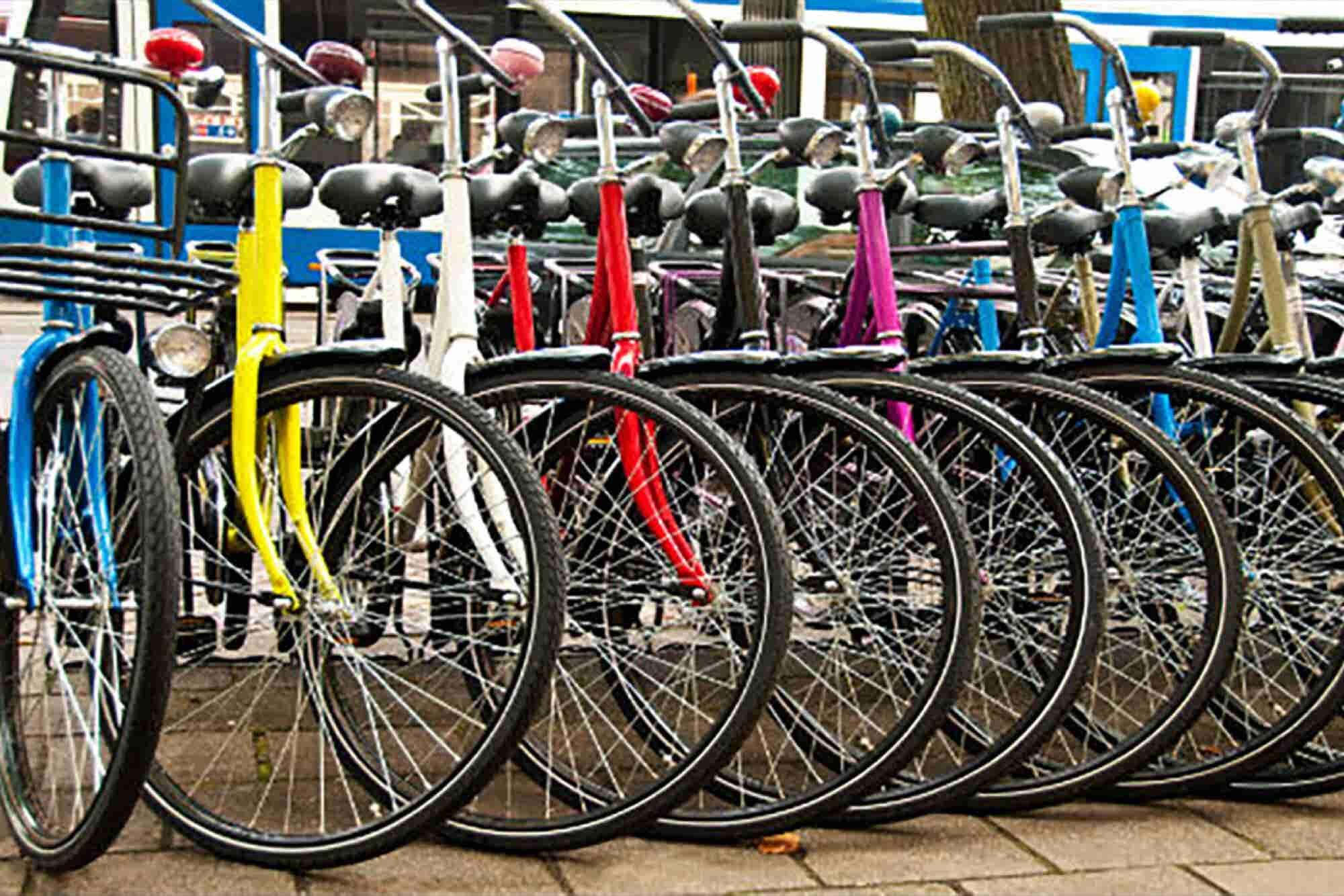 Tienda de bicis y cafetería