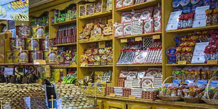 Tienda de dulces a granel