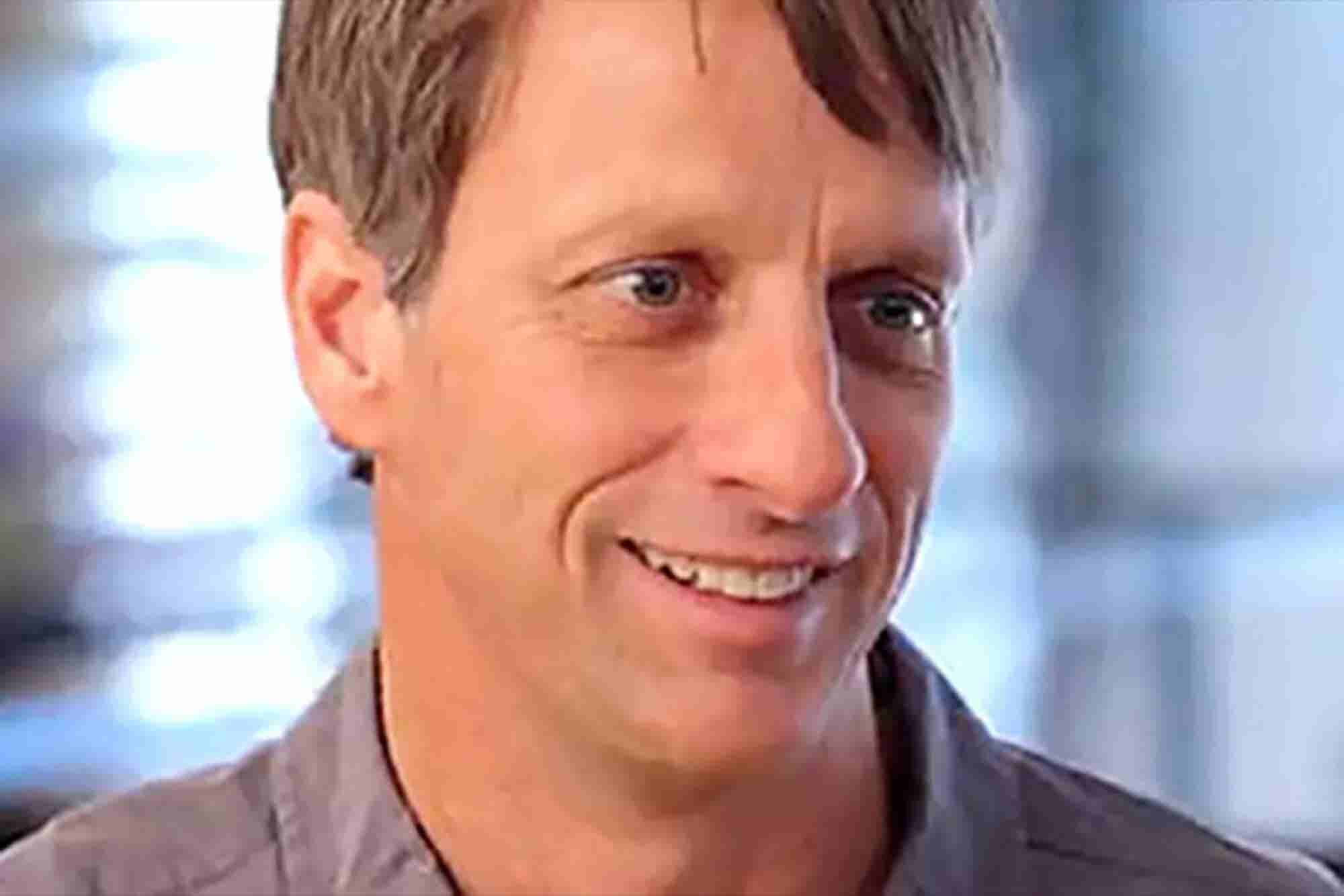 Tony Hawk on Selling Out Without Being a Sellout