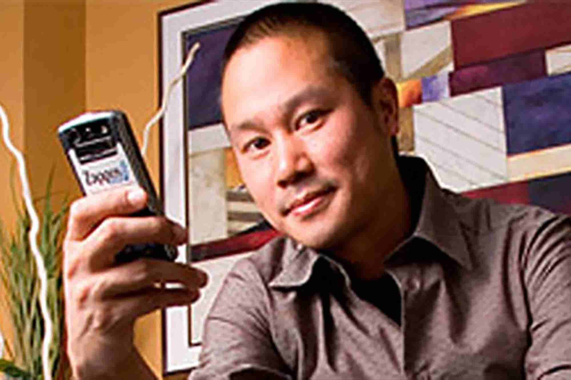 Tony Hsieh on Empowerment