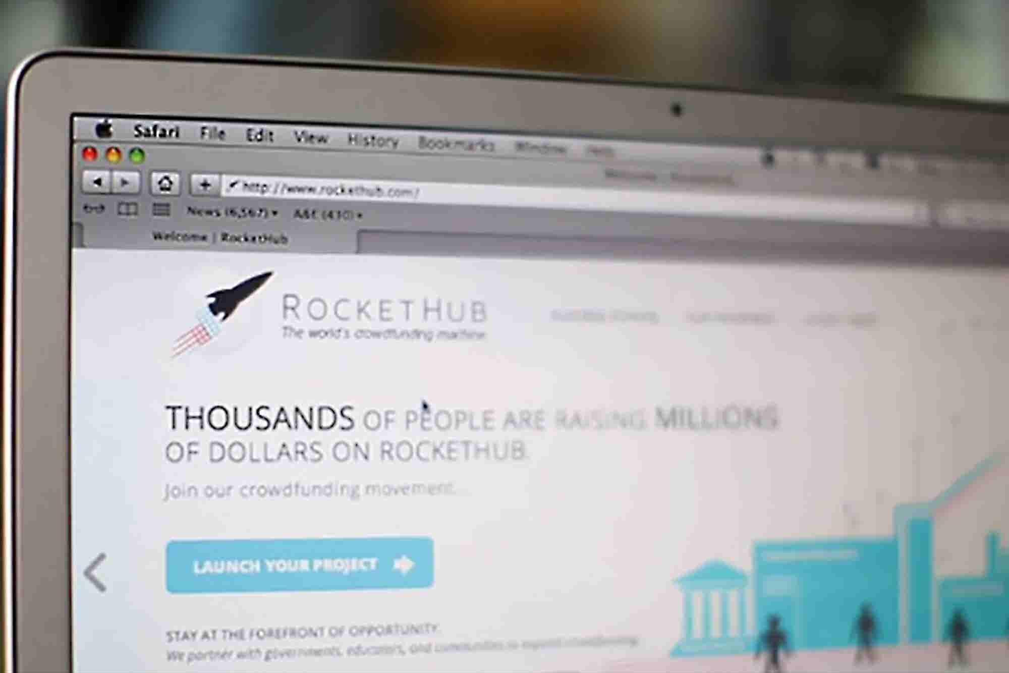 10 Top Crowdfunding Websites