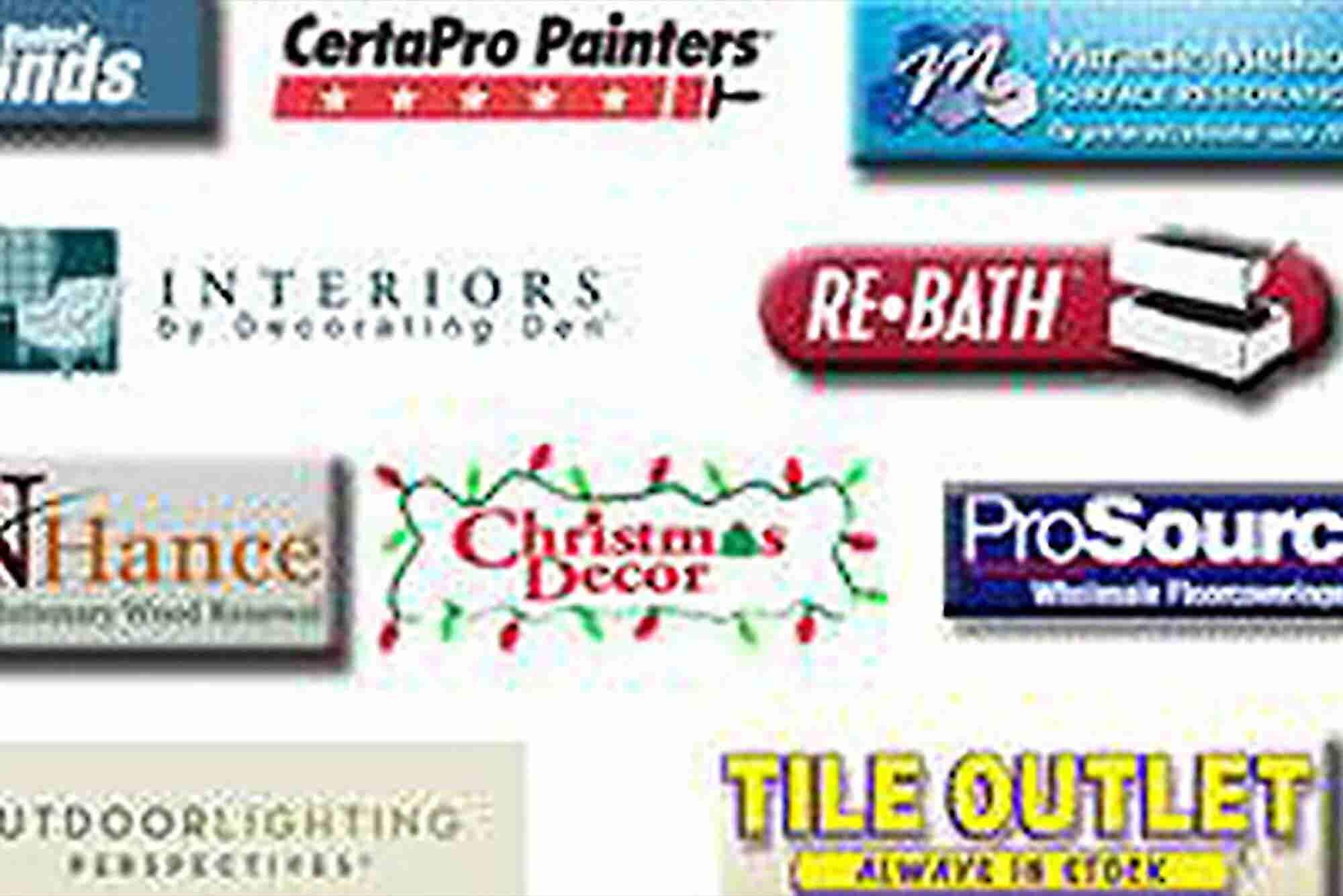 Top 10 Home Improvement Franchises