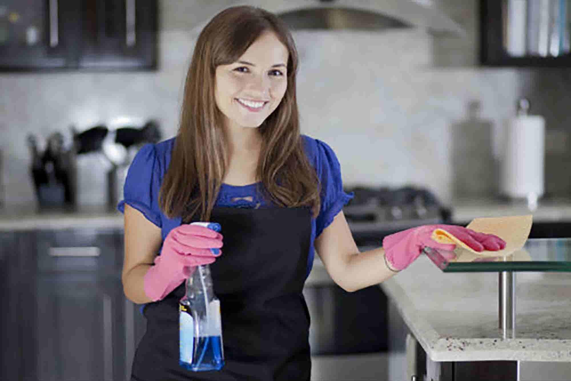 Plataforma de servicios domésticos