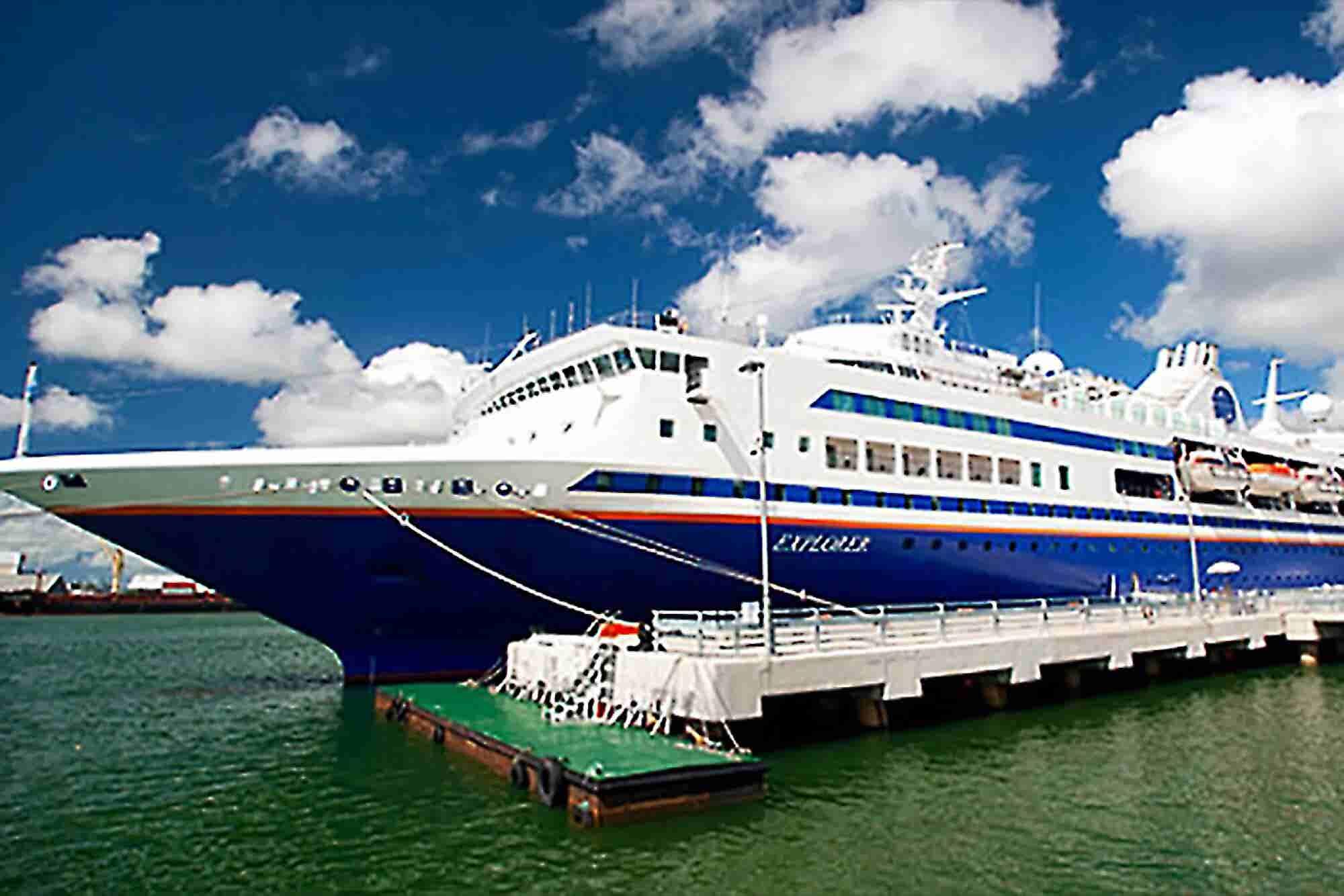 Unreasonable at Sea: Entrepreneurs Dock at the State Department