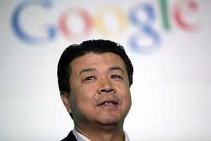 Google's Greater China President Steps Down
