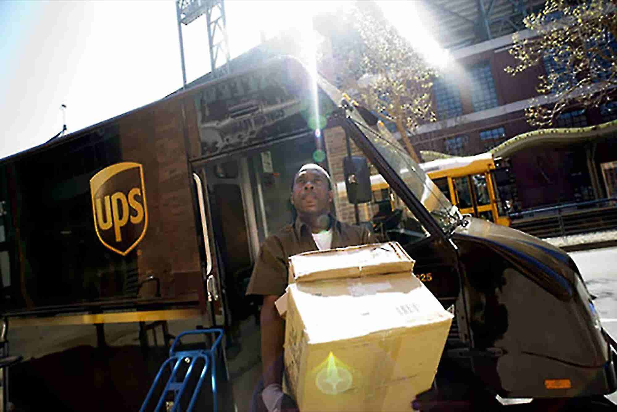 UPS Cuts Guidance, Troubling Sign for U.S. Economy
