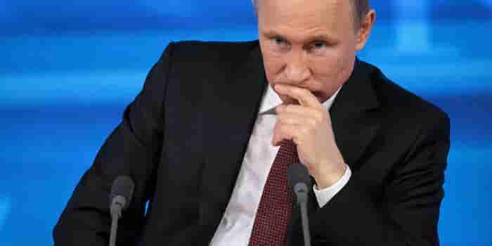 Vladimir Putin es el hombre más poderoso del mundo