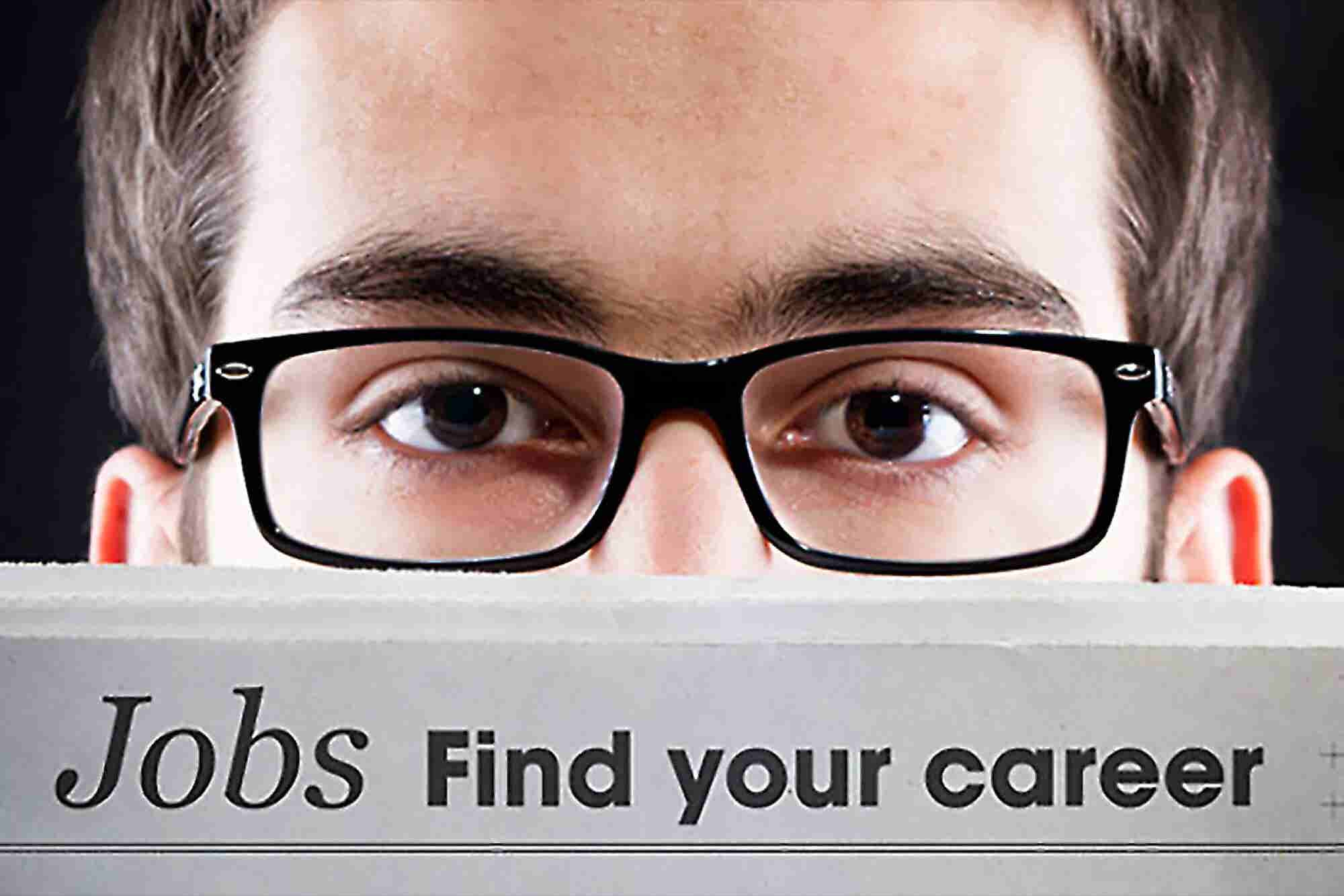 Want to Start Up? Get a Job First
