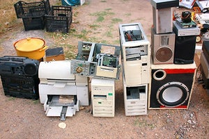 The Best Way to Dispose of Old Gadgets