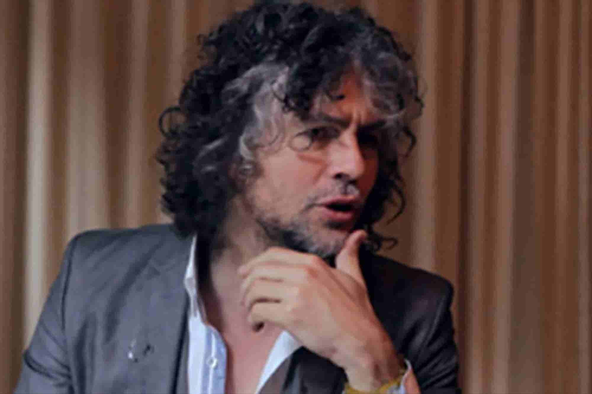 Wayne Coyne of the Flaming Lips on Reinvention