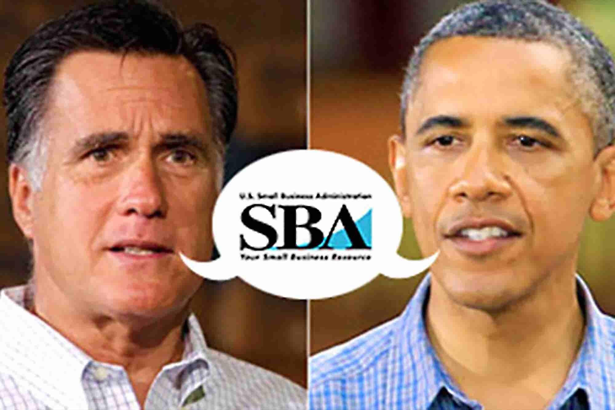 What the SBA's Future Holds: Romney vs. Obama