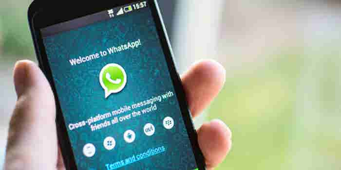 ¿Ya tienes llamadas de voz por WhatsApp?