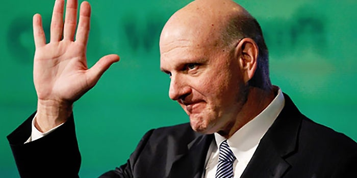 Why All the Hate for Microsoft CEO Steve Ballmer?