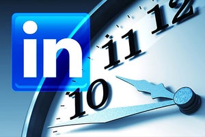 Why Your Business Should Make Time for LinkedIn (Infographic)