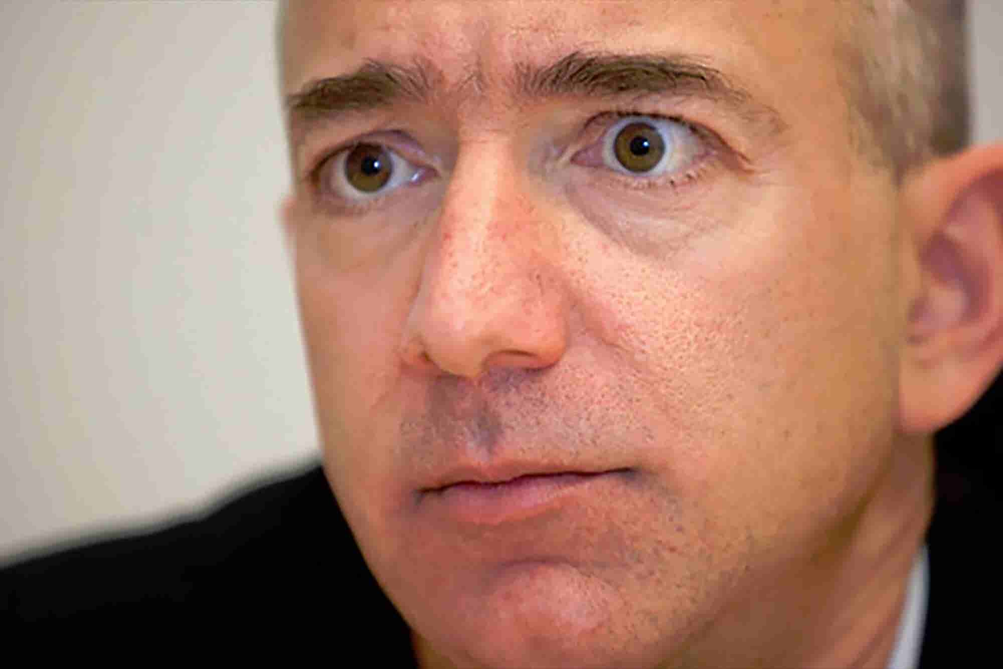 Why It Pays to Be a Jerk Like Jeff Bezos
