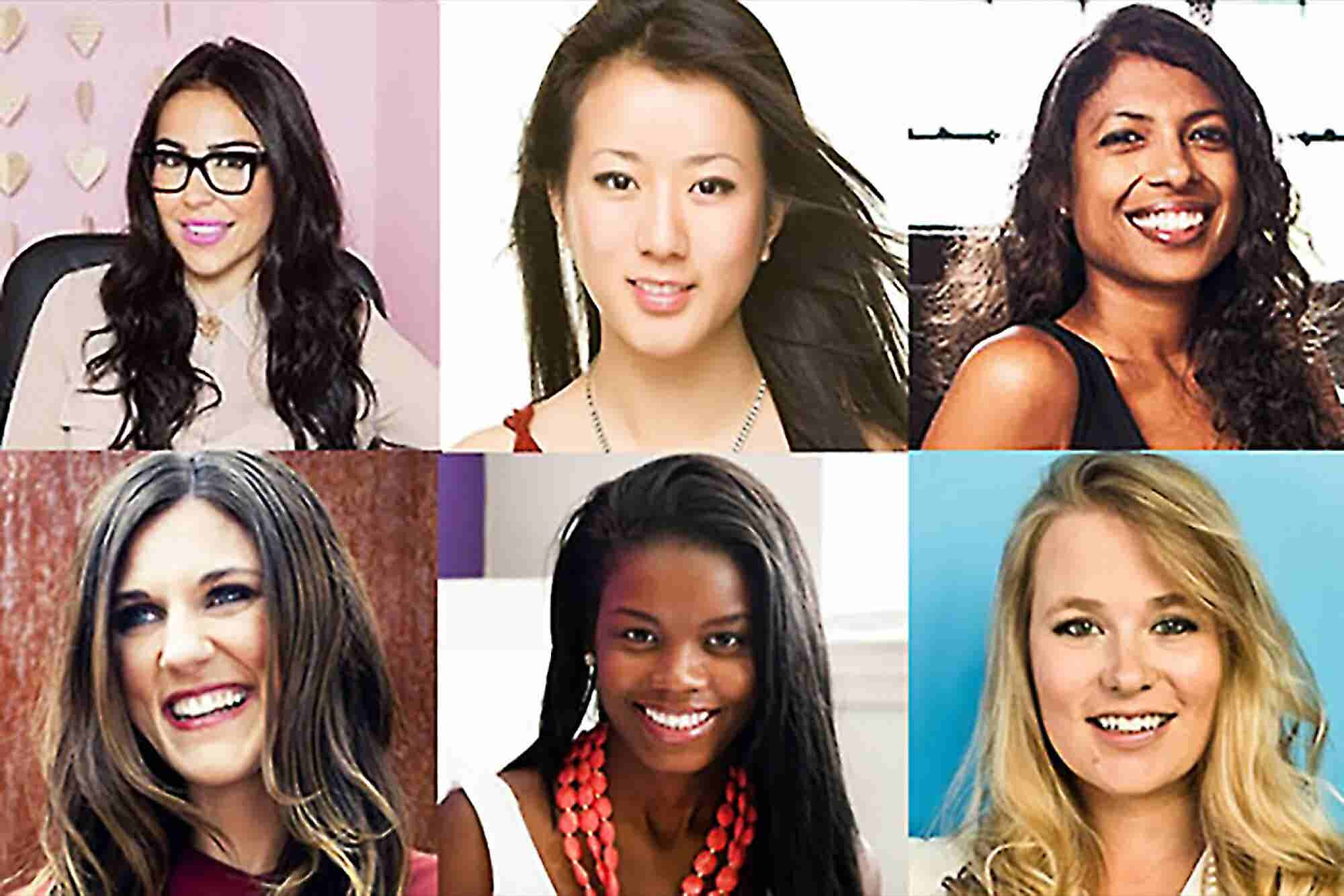 Young Women Entrepreneurs Speak Out About Starting Up Today