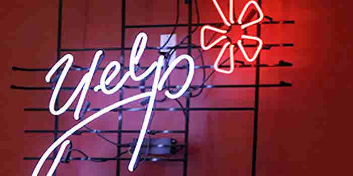 Yelp: We Won't Stand for Businesses That Pay for Fake Reviews