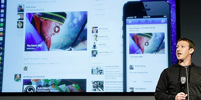 Yes, Videos Are Playing Automatically in Your Facebook Newsfeed Now