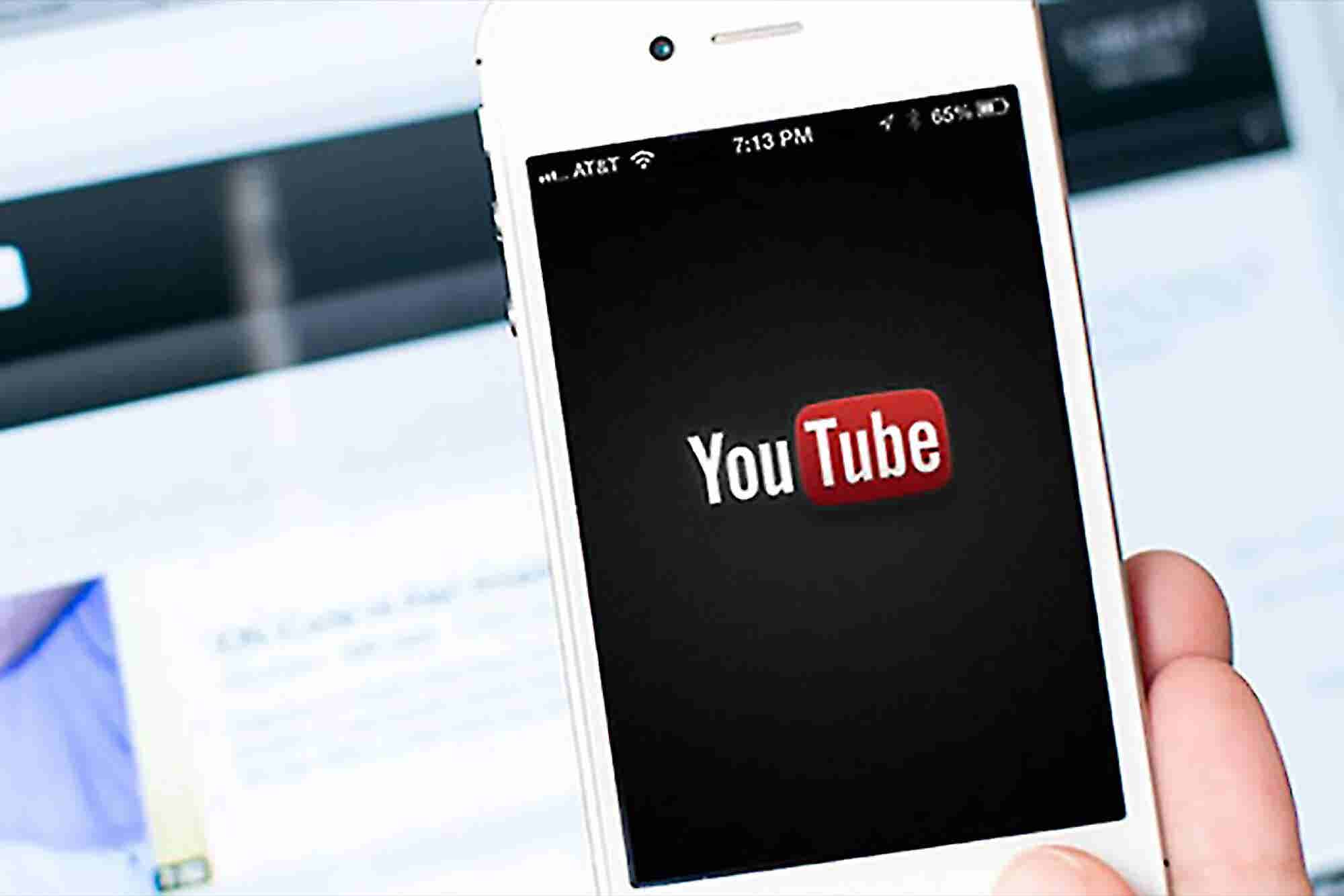 YouTube Apps Suggest Videos to Watch Next