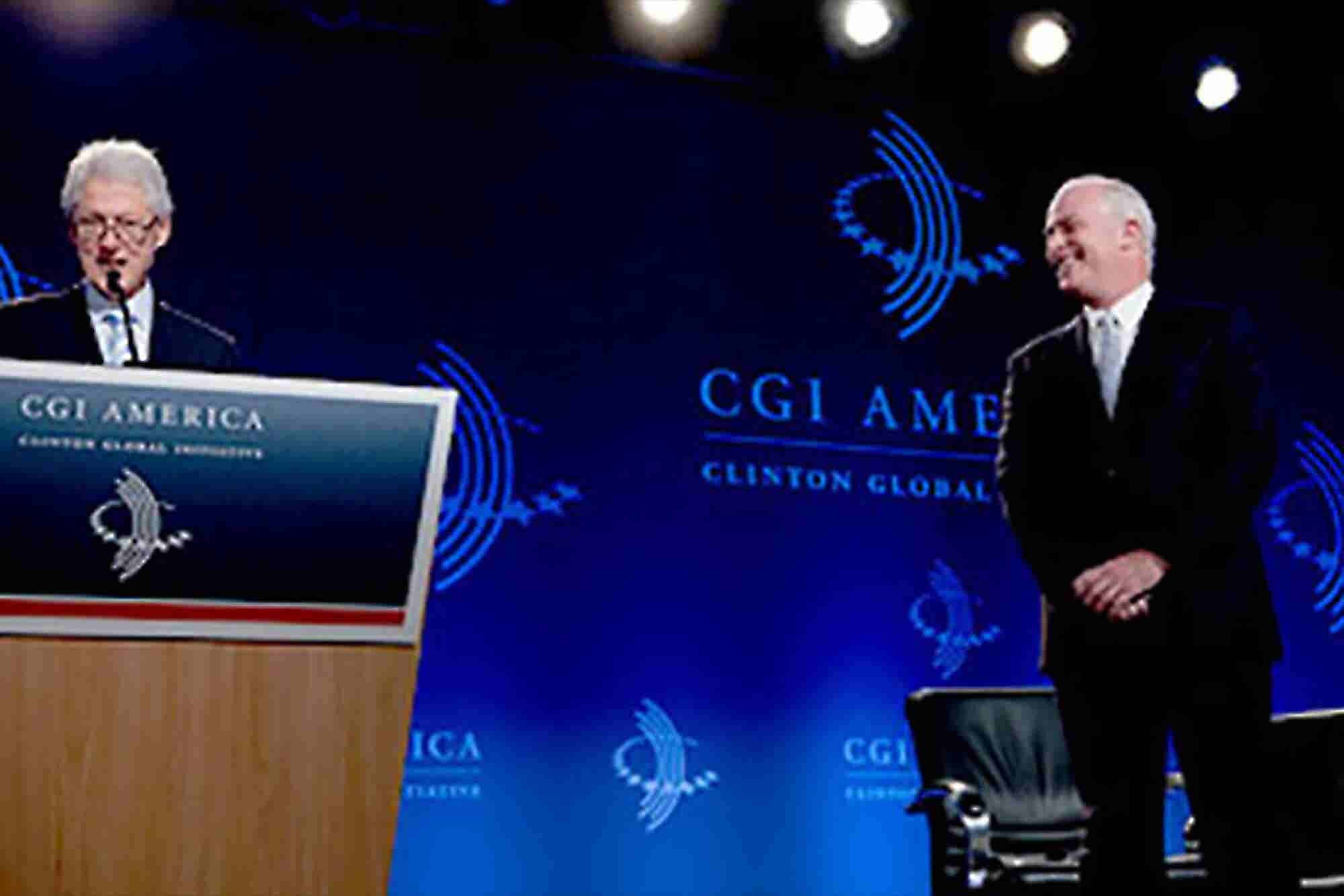 How Young Treps Can Participate in the Clinton Global Initiative