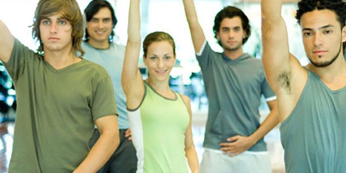 Centro de Zumba fitness