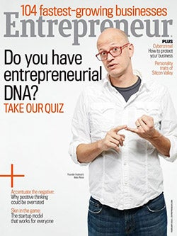 Entrepreneur Magazine - February 2015