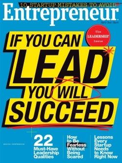 Entrepreneur Magazine - March 2016