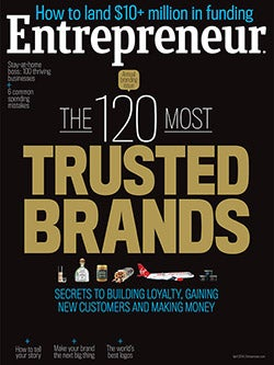 Entrepreneur Magazine - April 2014