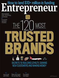 Entrepreneur Magazine - April 2014