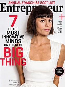 Entrepreneur Magazine - January 2013