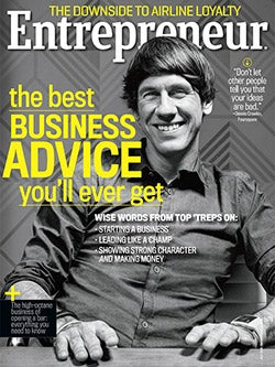 Entrepreneur Magazine - July 2014