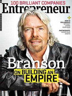 Entrepreneur Magazine - June 2012