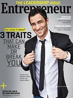 Entrepreneur Magazine - March 2013
