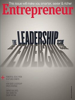 Entrepreneur Magazine - March 2014