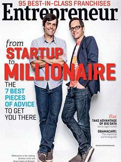 Entrepreneur Magazine - May 2013