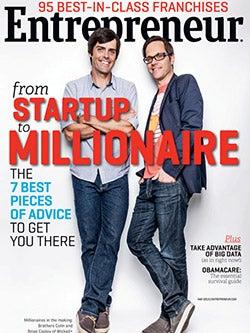 Entrepreneur Magazine - May 2013