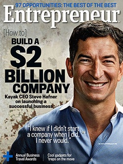 Entrepreneur Magazine - May 2014