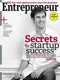 Entrepreneur Magazine - November 2012