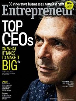 Entrepreneur Magazine - October 2013