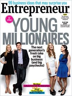 Entrepreneur Magazine - September 2013