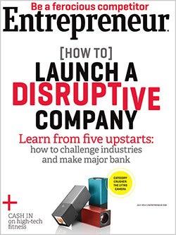Entrepreneur Magazine - July 2012