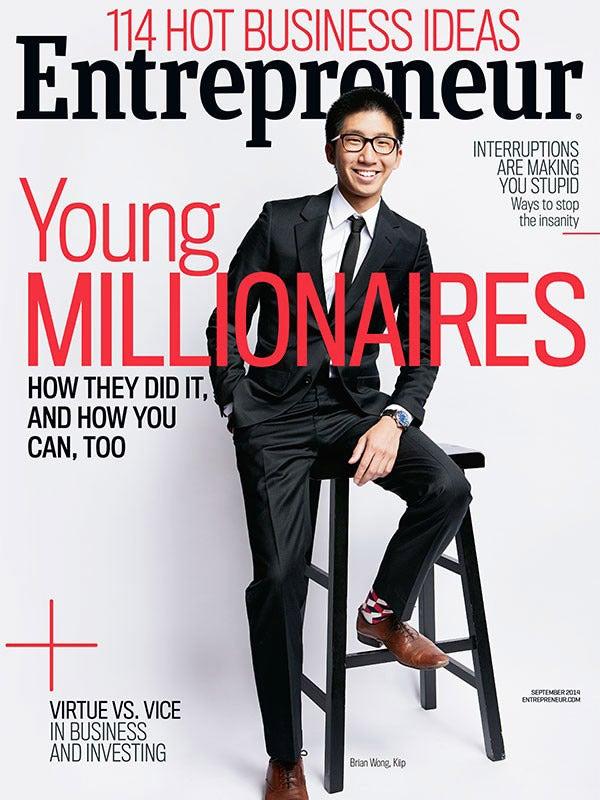 Entrepreneur Magazine - September 2014