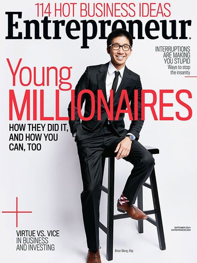 Entrepreneur Magazine - September 2014