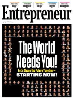 Entrepreneur Magazine - July 2020