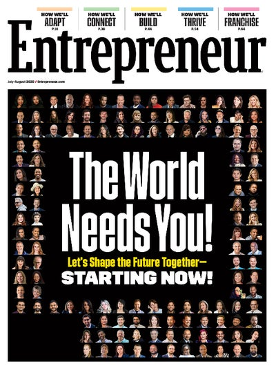 Entrepreneur Magazine - July 2020