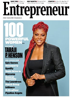 Entrepreneur Magazine - October 2020