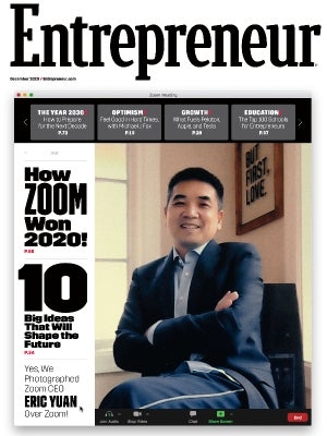 Entrepreneur Magazine - December 2020